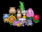Rakuen (Morizora's Forest Group)